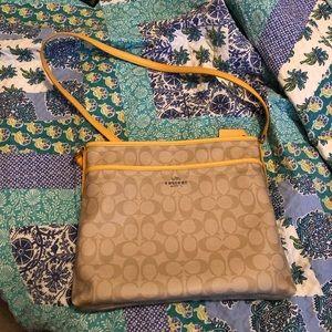 Hipster Coach purse